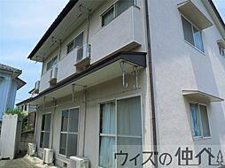 富田ハイツ[1階]の外観