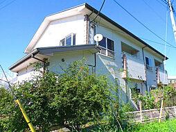 埼玉県川口市大字道合の賃貸アパートの外観