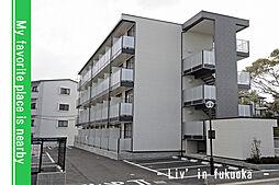 福岡県福岡市城南区梅林4丁目の賃貸マンションの外観