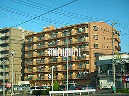 愛知県名古屋市緑区鳴海町字山下の賃貸マンションの外観