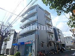 兵庫県神戸市灘区神ノ木通3丁目の賃貸マンションの外観