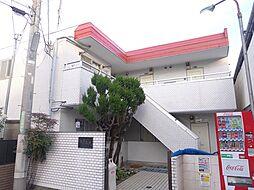 パストラル奥沢[2階]の外観
