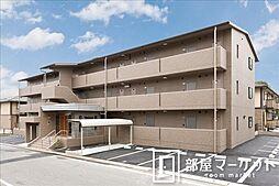 愛知県豊田市広川町8丁目の賃貸マンションの外観