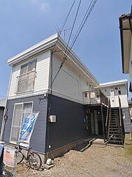 パステル上福岡[2階]の外観