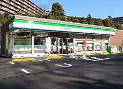 ファミリーマート 町田南大谷店(463m)