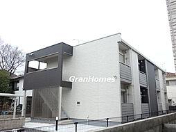 山陽電鉄本線 西新町駅 徒歩19分の賃貸アパート