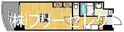 ロイヤルコンフォート渡辺通[16階]の間取り