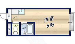 狛田駅 1.5万円