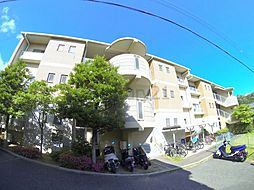 旭丘あけぼのマンション[1階]の外観