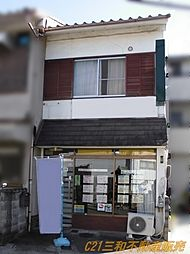 京都市山科区大塚中溝