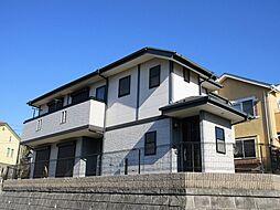 細山レジデンス[1階]の外観