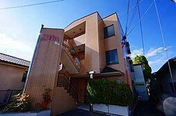 兵庫県川西市東多田1丁目の賃貸マンションの外観