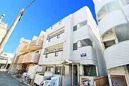 大阪府大阪市平野区平野宮町2丁目の賃貸マンションの外観