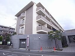 大阪府大東市三箇4丁目の賃貸マンションの外観