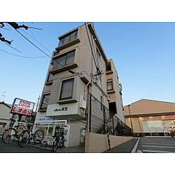 京都府京都市北区平野宮北町の賃貸マンションの外観
