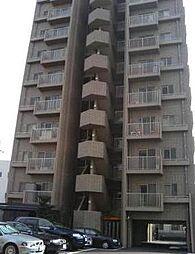 松崎ツインパークスS棟[303号室]の外観