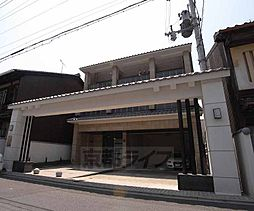 京都府京都市上京区猪熊通元誓願寺下る寺今町の賃貸マンションの外観