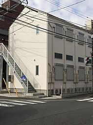 戸塚区上矢部アパートメントB棟[202号室]の外観