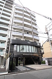 家具・家電付き アバンス薬院[9階]の外観