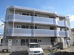 京都府京都市伏見区深草大亀谷西久宝寺町の賃貸マンションの外観