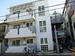 兵庫県尼崎市東難波町2丁目の賃貸マンションの外観