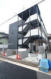 埼玉県戸田市新曽南2丁目の賃貸マンションの外観