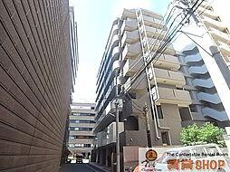 プレジール船橋本町[505号室]の外観
