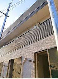東京都品川区南大井5丁目の賃貸アパートの外観