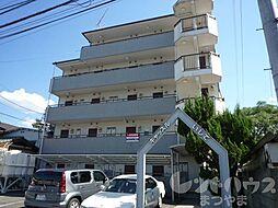 キャッスル石手[4階]の外観