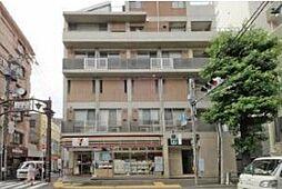 東京都中野区野方6丁目の賃貸マンションの外観