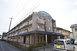 兵庫県姫路市勝原区宮田の賃貸マンションの外観