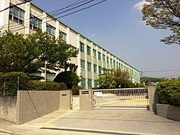 名古屋市立高針台中学校:徒歩5分(340m)