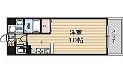 カーサスペリオーレ2[3階]の間取り