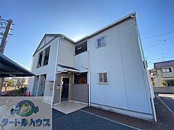 JR片町線(学研都市線) 忍ヶ丘駅 徒歩15分の賃貸アパート