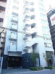 南麻布パークハイツ[11階]の外観