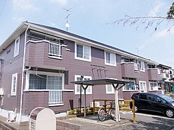 千葉県茂原市長清水の賃貸アパートの外観