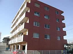 栃木県宇都宮市元今泉8丁目の賃貸マンションの外観