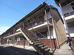 兵庫県明石市貴崎5丁目の賃貸アパートの外観