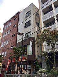 三田豊田ビル[4階]の外観