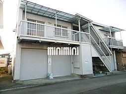 古川アパート[2階]の外観