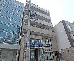京都府京都市下京区白楽天町の賃貸マンションの外観
