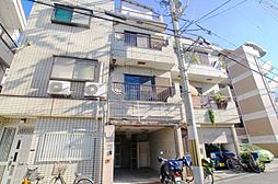 大阪府大阪市平野区加美正覚寺1丁目の賃貸マンションの外観