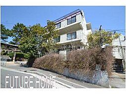 兵庫県神戸市東灘区森北町4丁目の賃貸マンションの外観