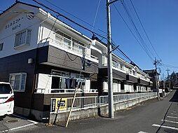 平出町 2DK アパート[2階]の外観