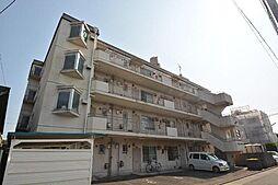 愛知県名古屋市中村区日ノ宮町4の賃貸マンションの外観