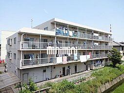ポレール南加木屋[4階]の外観