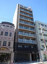 ラナップスクエア京都西陣[405号室]の外観