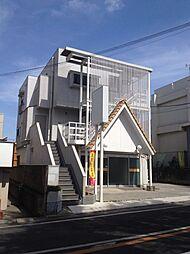 千葉県船橋市習志野台3丁目の賃貸マンションの外観