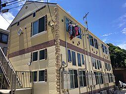 ユナイト妙蓮寺 カグラコート[1階]の外観