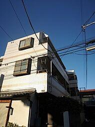 神奈川県川崎市幸区中幸町2丁目の賃貸マンションの外観